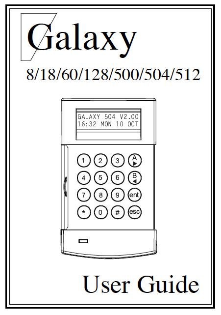 user manual for honeywell alarm system