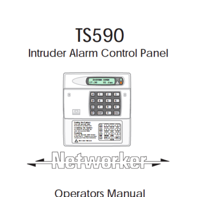 Menvier TS590 User Manual