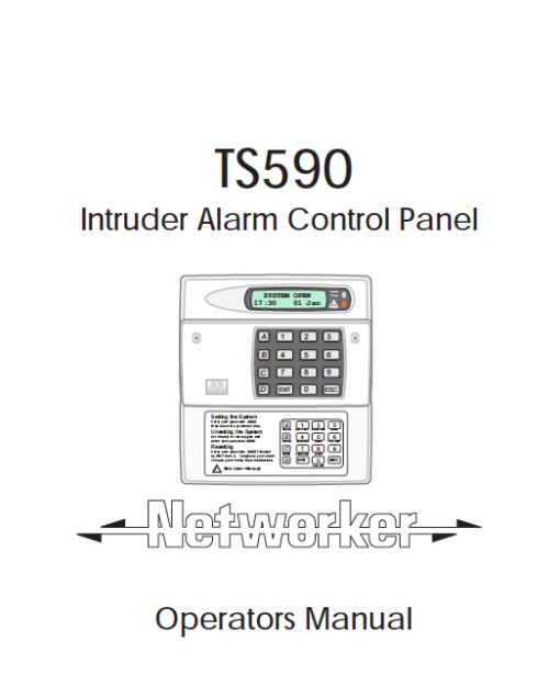 Menvier TS590 User Manual