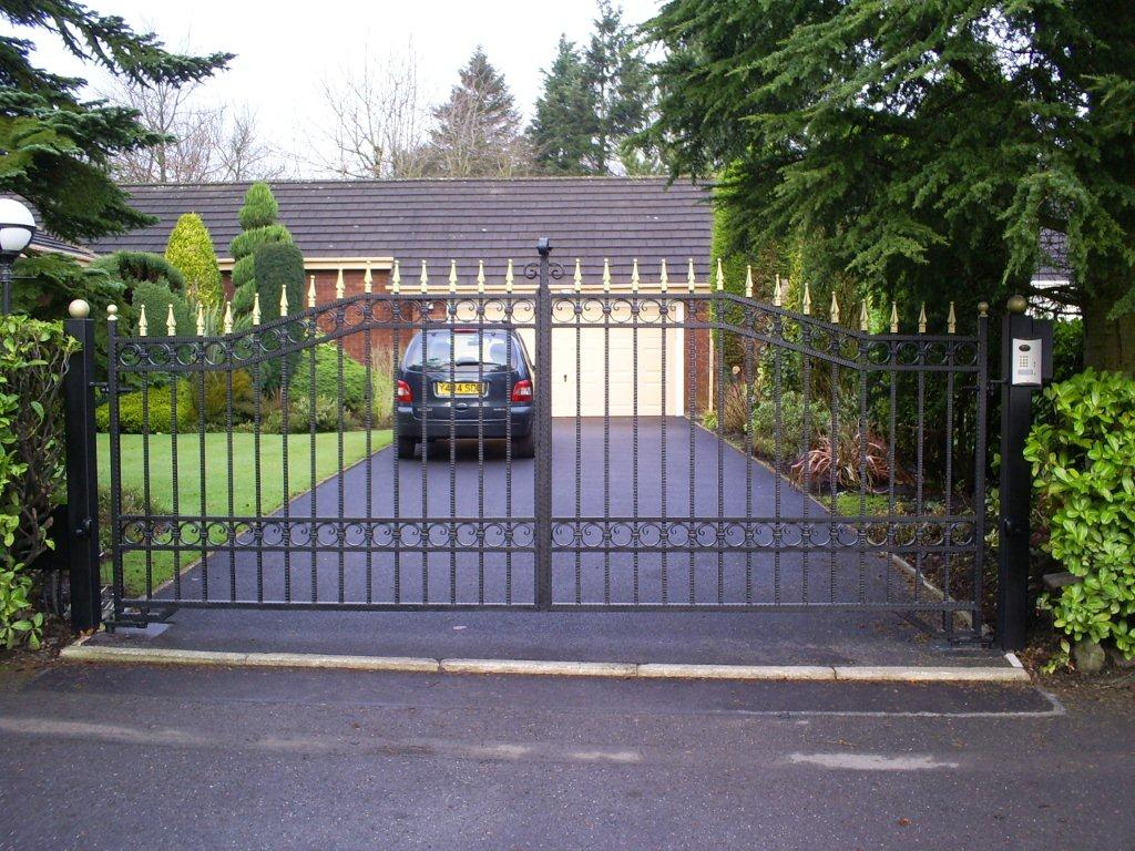 Automatic gates - Swing Gates