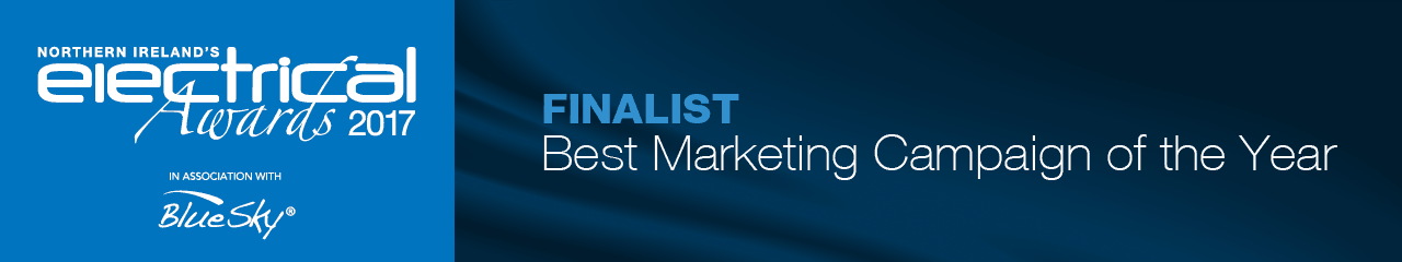 Electrical Award Finalist 2017 for Marketing