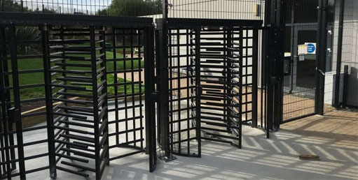 Security Turnstile Installation Belfast